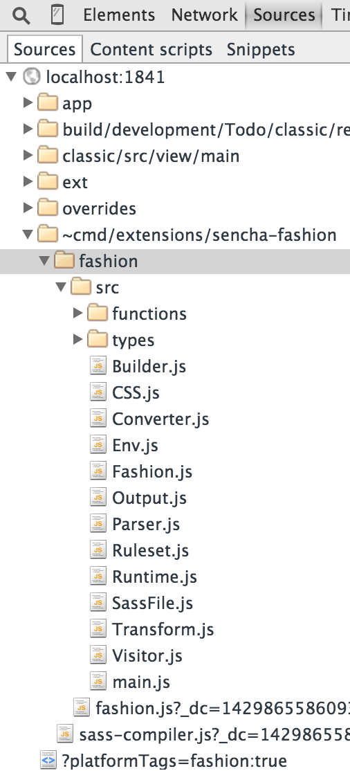 Fashion Compiler Loaded