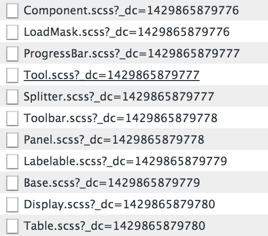 SASS Files Loaded